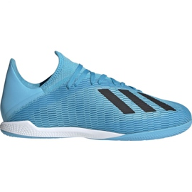 Adidas X 19.3 In M F35371 sapatos de interior