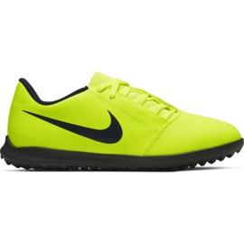 Chuteiras de futebol Nike Phantom Venom Club Tf Jr AO0400-717