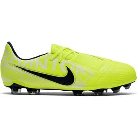 Chuteiras de futebol Nike Phantom Venom Elite Fg Jr AO0401-717
