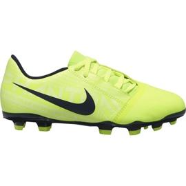 Chuteiras de futebol Nike Phantom Venom Club Fg Jr AO0396-717