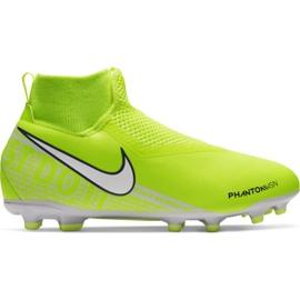 Chuteiras de futebol Nike Phantom Vsn Academy Df FG / MG Jr AO3287-717