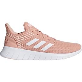 Adidas sapatos Asweerun W F36733 -de-rosa