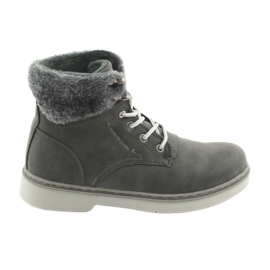American Club Sapatos de cadarço RH47, cinza
