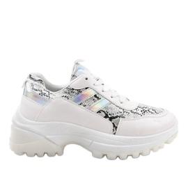 Calçado desportivo branco 690051