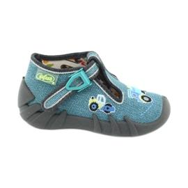 Calçado infantil Befado 110P355 azul