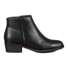 Filippo Botas clássicas de tornozelo preto