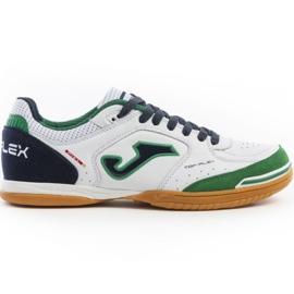 Sapatos de interior Joma Top Flex 932 Sala Em M verde azul-marinho