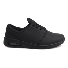 7765-1 Calçado desportivo preto