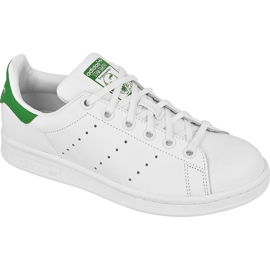 Adidas Originals Stan Smith Jr M20605 sapatos branco
