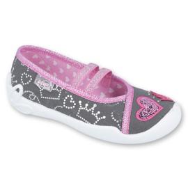 Calçado infantil Befado 116X257