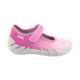 Calçado infantil Befado 109P195 -de-rosa