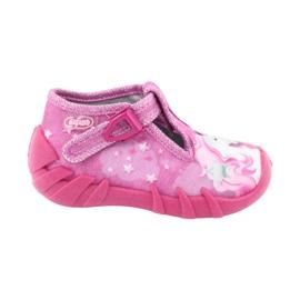 Calçado infantil Befado 110P364 -de-rosa