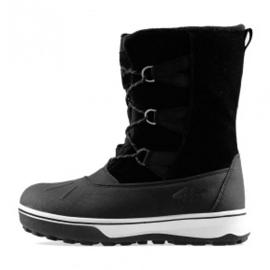 Sapatos 4F W D4Z19-OBDH202 21S preto