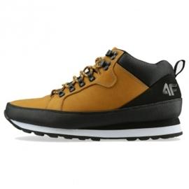Sapatos 4F M D4Z19-OBMH202 83S marrom