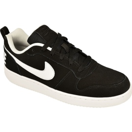 Preto Sapatilhas Nike Sportswear Court Borough Low M 838937-010