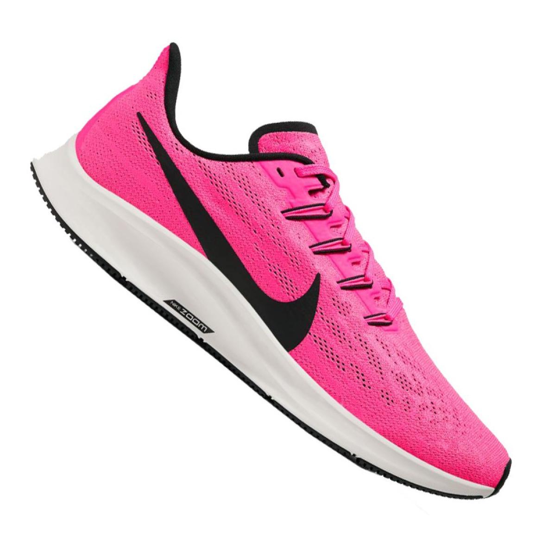Tênis Nike Air Zoom Pegasus M AQ2203 601 de rosa