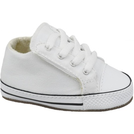 Sapatos Converse Chuck Taylor All Star Cribster Jr 865157C branco