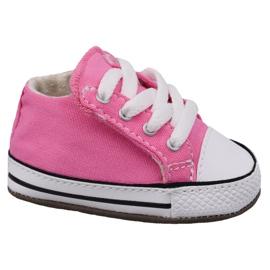 -de-rosa Sapatilhas Converse Chuck Taylor All Star Cribster Jr 865160C