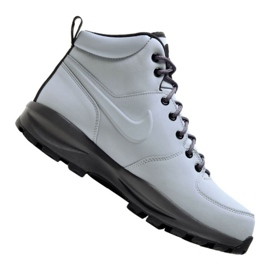 Sapatos Nike Manoa Leather M 454350-004 cinza