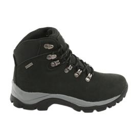 Preto Atletico 57089 Sapatos de trekking