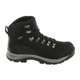 Atletico preto 66176 Sapatos de trekking
