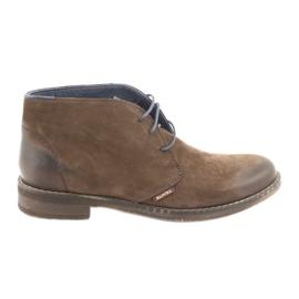Botas de Badura 4753 marrom
