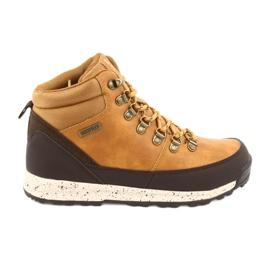 McKey 1066 sapatos de camelo