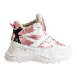 Botas de moda esportiva