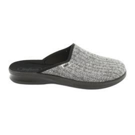 Sapatos masculinos Befado pu 548M023