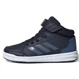 Sapatos Adidas Alkta Sport Mid Jr G27120 marinha