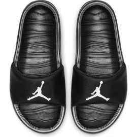 Chinelos Nike Jordan Break Slide Jr CD5472-001 preto