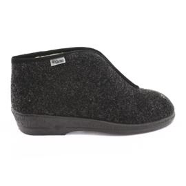 Befado sapatos femininos pu 041D052 marrom