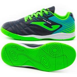Sapatos de interior Joma Toledo Jr 903 In Jr TOLJW.903.IN verde verde