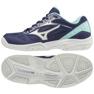 Mizuno Sapatos Miznuno Cyclone Speed 2 W V1GC198015 marinha azul-marinho