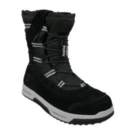 Sapatos de inverno Timberland Snow Stomper Pull On Wp Jr A1UIK preto