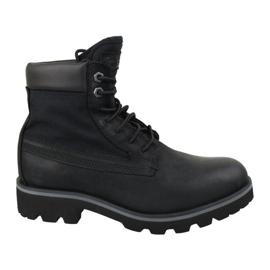 Sapatos de inverno Timberland Raw Tribe Boot M A283 preto