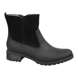 Sapatos de inverno Timberland Bethel Biker W 6914B preto