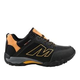 103A sapatos de trekking pretos