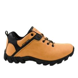 Sapatos de trekking amarelos 2019B