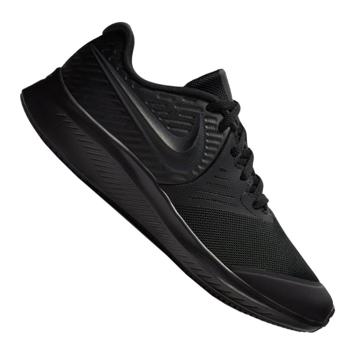 Sapatilhas Nike Star Runner 2 Gs Jr AQ3542 003 preto