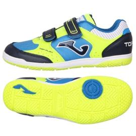 Sapatos de interior Joma Top Flex In Jr TOPJW.936.IN amarelo amarelo