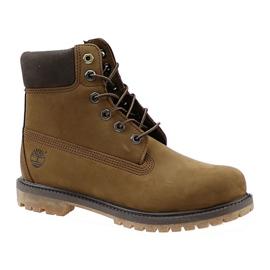 Sapatos Timberland 6 Premium Boot Jr A19RI marrom