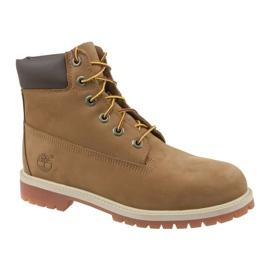 Sapatos Timberland Premium 6 Inch W 14949 marrom