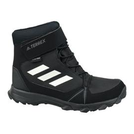 Sapatos Adidas Terrex Snow Cf Cp Cw Jr S80885 preto