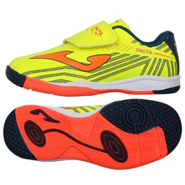 Sapatos de interior Joma Tactil 911 In Jr TACW.911.IN amarelo amarelo