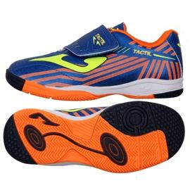 Sapatos de interior Joma Tactil 904 In Jr TACW.904.IN azul azul