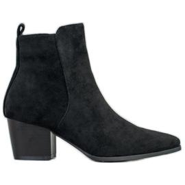 Filippo Botas elegantes preto