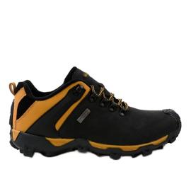 Sapatos de trekking pretos MXC-6645