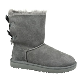 Sapatos Ugg Bailey Bow Ii W 1016225-GREY cinza