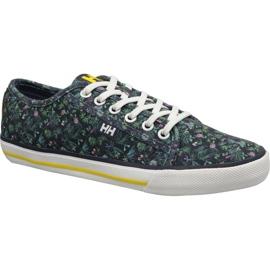 Sapatos de lona Helly Hansen Fjord V2 W 11466-580 marinha